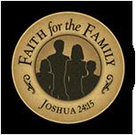 Faith for the family logo